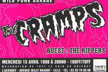 flyer cramps the rippers lille aéronel